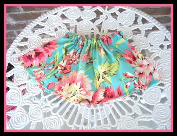 Sale Ready to Ship Infant Twirl Skirt Size 6M 12M