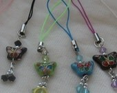 GRANDSALE ONE Butterfly Mobile Charm