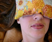 Herbal Eye Pillow - Down in the Garden