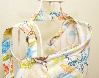 Couture Mama Nursing Cover - Summersong - Plus a FREE set of Hooter Soothers Washable nursing pads