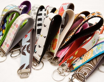 Lot of Key Fobs10 key fobs - Great for Stocking Stuffers