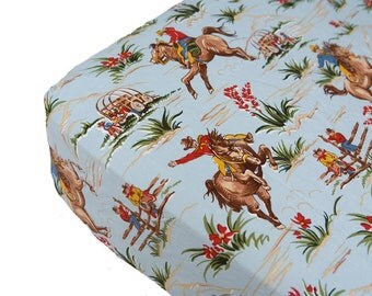 1 changing pad cover - Barn Dandys - Cotton