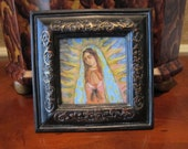 Guadalupe Small Framed Print