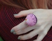 Bottle Cap Pin Cushion Ring (Free Shipping)