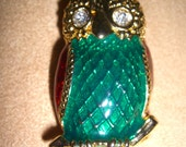 Vintage costume jewelry   /  RESERVE FOR JEANIE