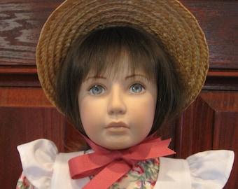 "23"" Fawn porcelain Doll"