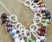Add A Charm...One...Swarovski Crystal Pearl
