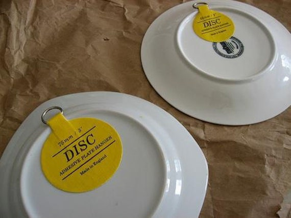 "4"" Invisible Plate Hanger"