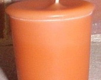 Sweet Pumpkin Spice Scented Votive Candle