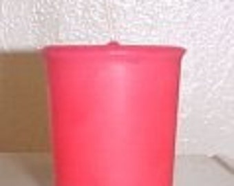 Pink Sugar Scented Votive Candle
