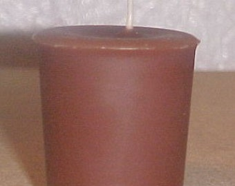 Discounted Red Clove Votive Candle