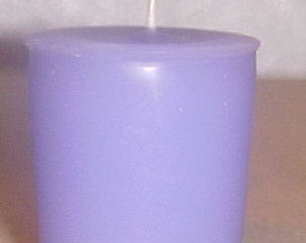 Spring Rain Scented Votive Candle