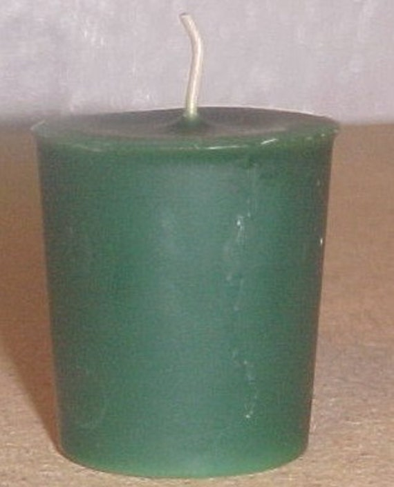 Spruce Christmas Tree Scented Votive Candle