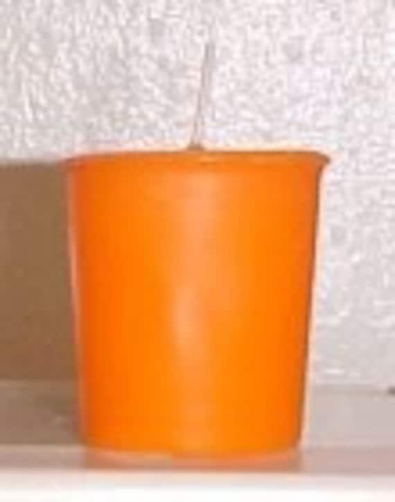 Orange Scented Votive Candle