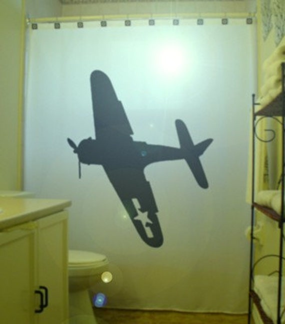 852 Bathtub Data Base Emails Contact Us Hk Mail: B-52 Bomber Shower Curtain Airplane WwII Military Aircraft