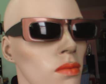 Jason Kirk Kirk's Originals UK designer sunglasses punk optical quality Made in England Grace Jones Lady Gaga