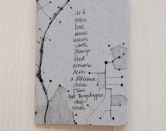 make something blank notebook