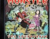 Mike Hoffman Halloween Goofy Retro Mash Party Music 1st Album MONSTER UNIVERSITY SOUNDTRACK