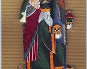 Three Kings Christmas Brooch