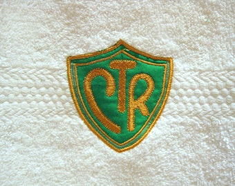CTR Towel - Pick your Color
