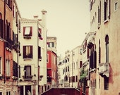 A Canal in Venice - 5 x 7 - Print