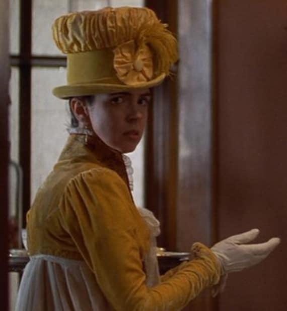 Regency Jane Austen Persuasion Elizabeth Elliott Reproduction