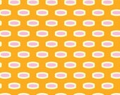 CLEARNACE, Heather Bailey, Bijoux, Mod Beads in Tangerine, 1 yard