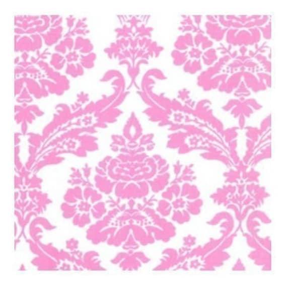 Tanya Whelan, Darla, Picnic Damask in Pink, 1 yard