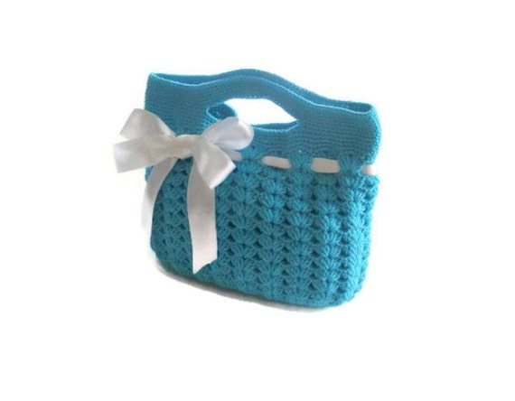 Crochet Handbag. Crochet Bag. Crochet Clutch. Handbag. Crochet Purse. Women Handbag.