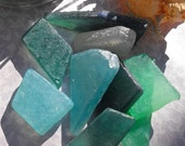 Mermaid Club Sea Glass Soaps with essential oils