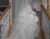 "Two tier 120"" cathedral Bridal Wedding Veil"