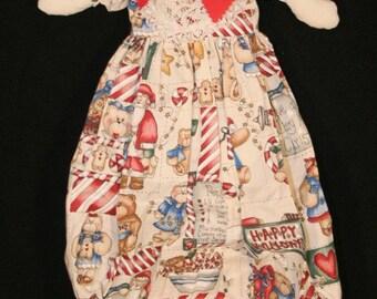 Recycle Bag-Christmas-Dolls