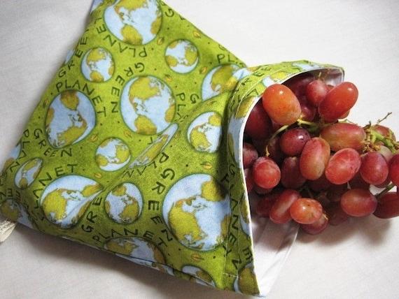 Green Planet Large Wet Storage Bag, reusable