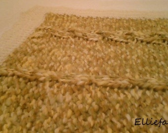 The Kirsty Blanket Knitting Pattern