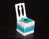 Cupcake Heart Throne