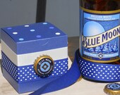 Blue Moon Beer Gift Box