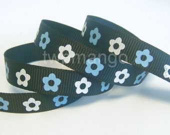 5 yards 3/8 inch Grosgrain Ribbon... Craft... Hair Bow... R16