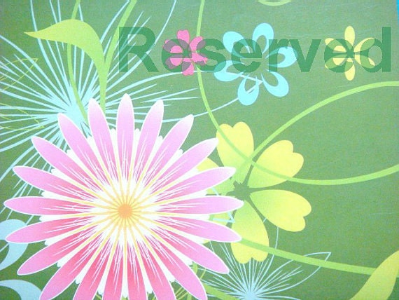 Reserved for MyMaria29