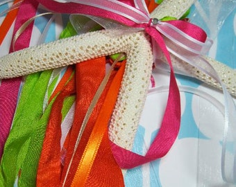 Tropical Fiesta Starfish Throw Bouquet - Toss to Throw for Beach and Destination Weddings