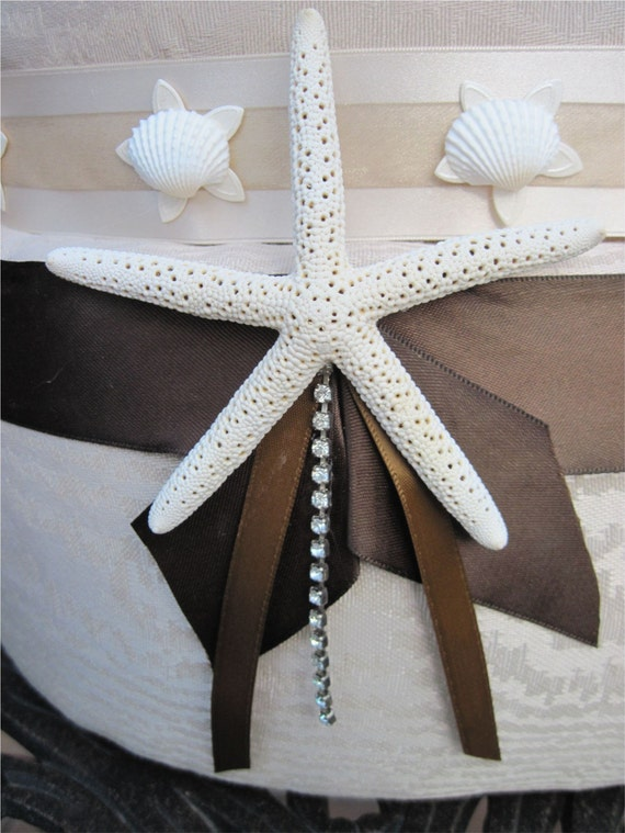 Wedding Gift Envelope Box : Seashell Wedding Envelope Gift Box with Starfish Chocolate and ...