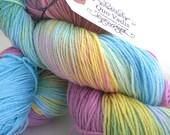 Howl's Pretty Dress Potion No 2 - Hand Dyed Vegan Sock Yarn - 447 yds