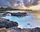 Kauai Sunrise -- 8x10 Photograph
