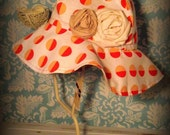 Toddler sun hat- design your own