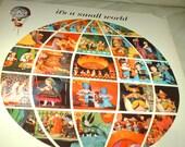 walt disneys 1963  its a small world record album on sale now