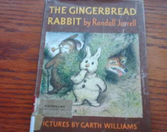 the gingerbread rabbit hard cover