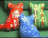 Scrappy Cats Cat Toys -  Set of 3 - Free US and Canada shipping through New Years