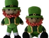 Liam the Leprechaun - PDF Crochet Pattern - Instant Download