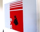 Process - Acrylic Painting // Original Fine Art