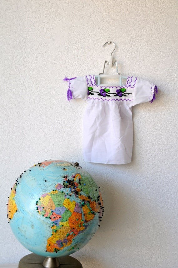 Vintage Baby Mexican Blouse