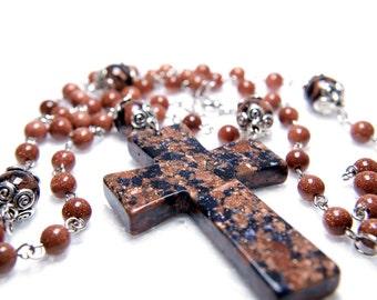Goldstone Rosary